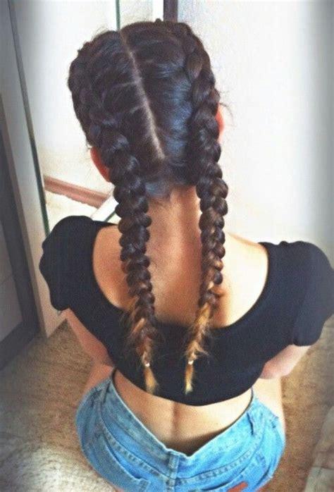chrissy lkin 2 french braids styles 2 dutch braids hair pinterest dutch braids french