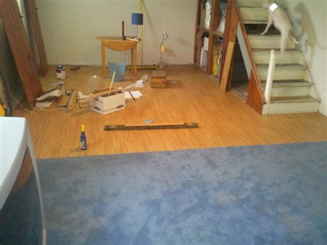 how to install ultra flooring meze