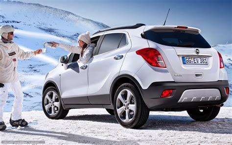 opel jeep wallpaper opel mocha crossover jeep free