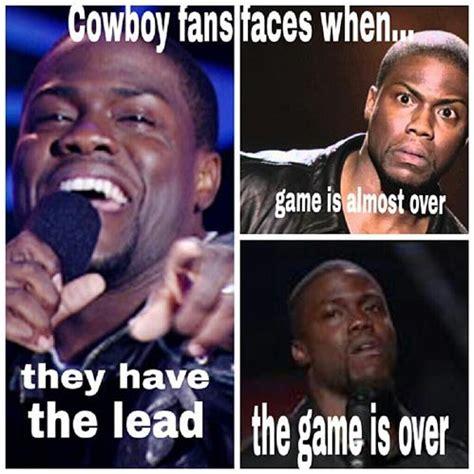 Kevin Hart Cowboys Meme - us cowboy fans are like oct 06 23 49 utc 2013 memes