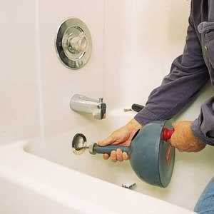 what to use to unclog bathtub clogged bathtub drain clearing it yourself