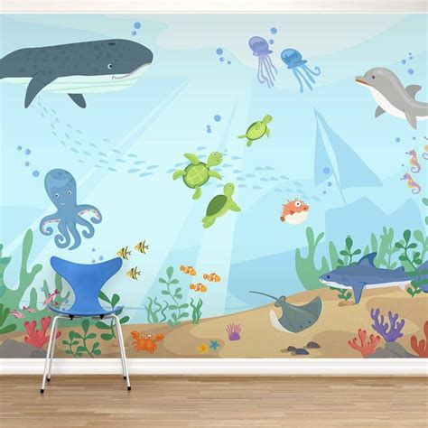 the sea wall mural 1000 ideas about sea murals on murals mural and wall murals