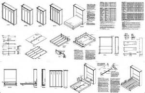 Murphy Bed Plans King Low Cost Diy Murphy Wall Bed Frame Woodworking Plans King