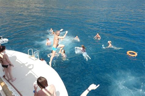 boat trips from playa del ingles to puerto mogan catamaran boat trips in puerto rico gran canaria picture
