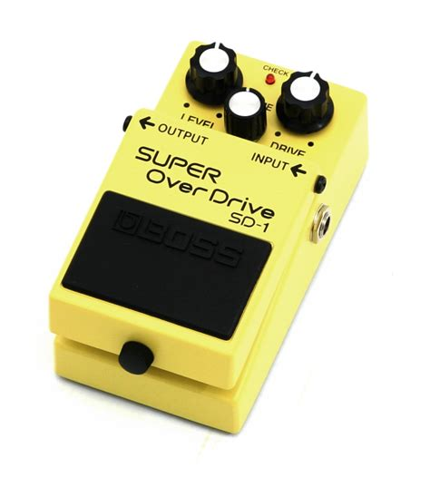 Efek Gitar Overdrive Sd 1 Sd1 Sd 1 sd 1 overdrive efekt gitarowy