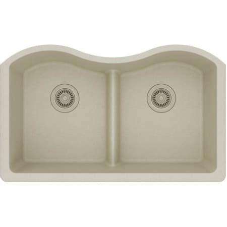 Elkay Granite Composite Sinks by Elkay Elgulb3322bq0 Bisque Harmony 33 Quot Basin