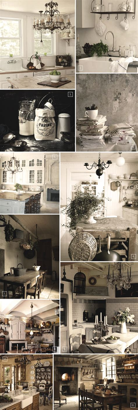 French Country Kitchen Decor Ideas by French Kitchen Decor And Designs Mood Board Home Tree Atlas