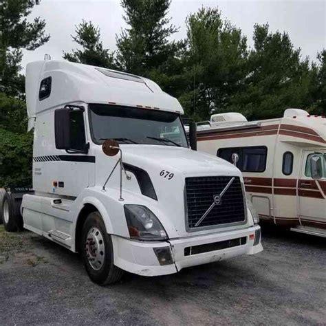 volvo vnl for sale by owner volvo vnl 670 2007 sleeper semi trucks