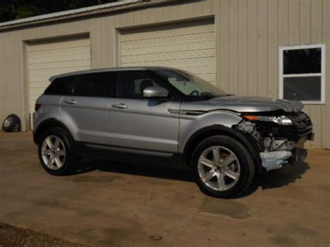 wrecked range rovers for sale repairable range rover autos post