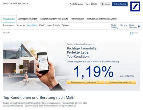 deutsche bank baufinanzierung zinsen dkb immobilienfinanzierung was sind etf fonds