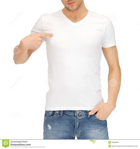 T Shirt Dili White in blank white t shirt royalty free stock photo image 33506965