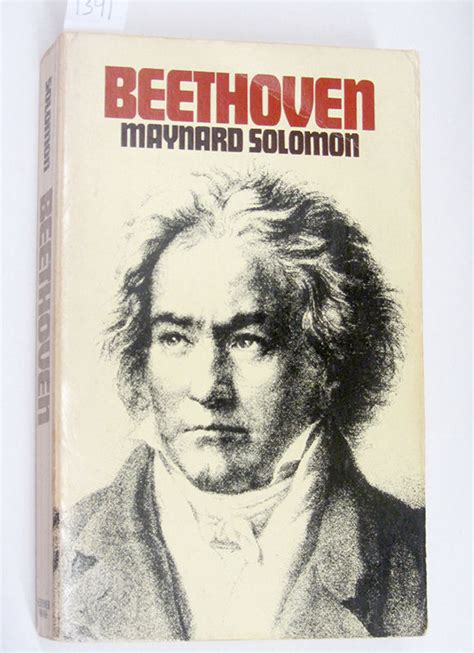 beethoven biography and questions beethoven by maynard solomon paperback 1977 from