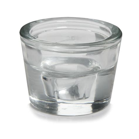 wilko tapered tealight holder clear glass at wilko