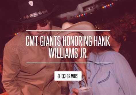 Cmt Giants Honoring Hank Williams Jr by Cmt Giants Honoring Hank Williams Jr