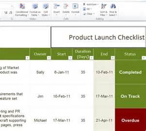 brand launch plan template free product launch checklist template