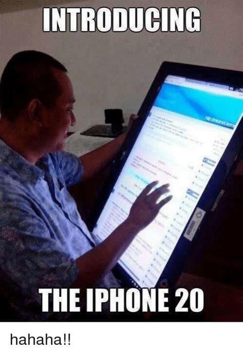 Memes De Iphone - introducing the iphone 20 hahaha iphone meme on sizzle