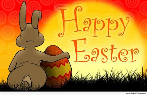funny happy easter cartoon easter happy easter