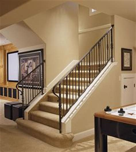 kitchen bar right at bottom of stairs basement renovation turn my half wall into a breakfast bar kitchen ideas