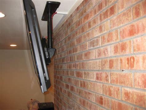 ceiling installation   tv   brick fireplace yelp