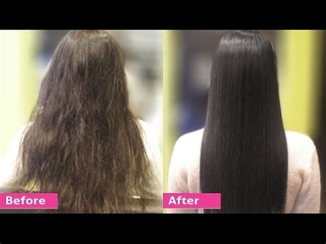 how to make flicks with a hair straightener permanent hair straightening at home with all natural