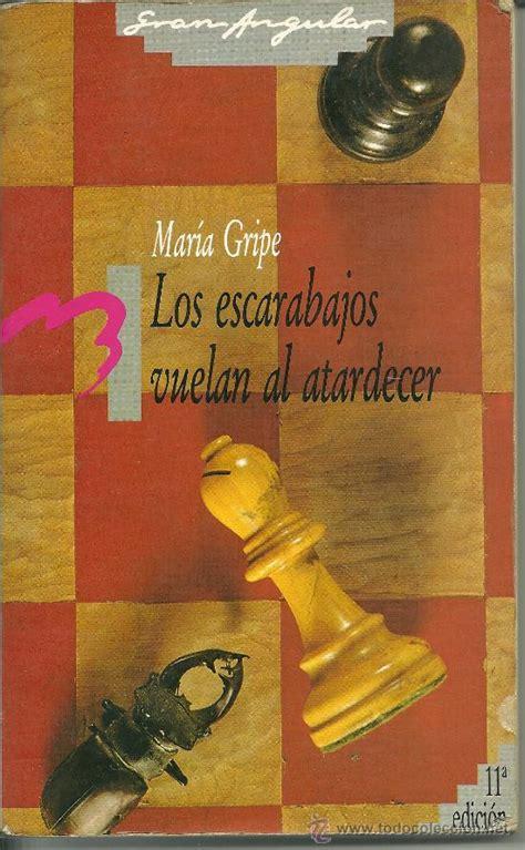 libro los escarabajos vuelan al libro los escarabajos vuelan al atardecer mar comprar en todocoleccion 25450209