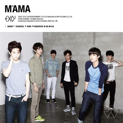 download mp3 exo album mama exo mama album covers