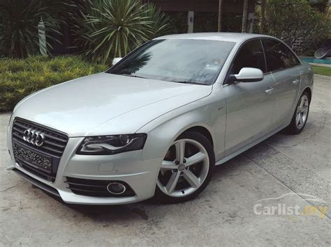 Audi A4 S Line 2009 by Audi A4 2009 Tfsi Quattro S Line 2 0 In Selangor Automatic