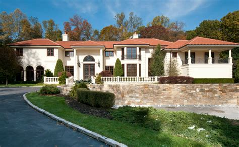 nas house 14 million mediterranean villa in old westbury ny