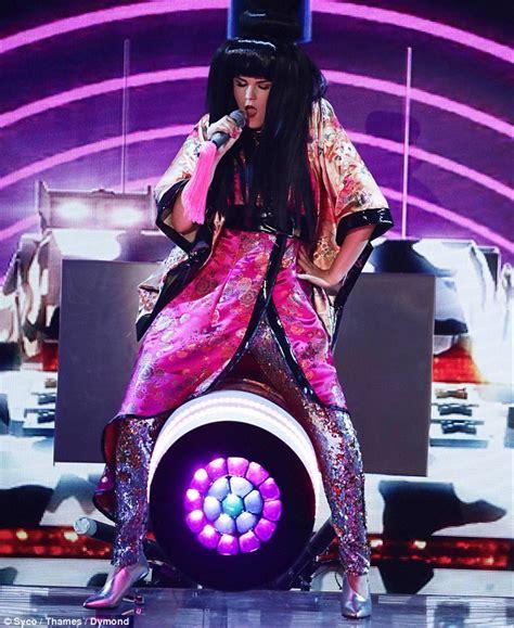 girl underground themes viewers slam saara aalto s geisha themed performance for