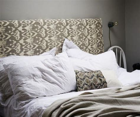 covered headboard great interior design challenge ideas to steal week 1 dekko bird