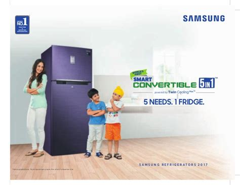 Hermes 5in1 638 5 welcome the 5 in 1 smart convertible fridge by samsung