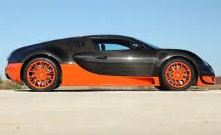 Bugatti Veyron Side View Auto Car Zone 2011 Bugatti Veyron 16 4 Sport Gallery