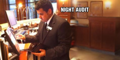 Hotel Auditor by Audit Process Accounting Software Pms System Front Office System