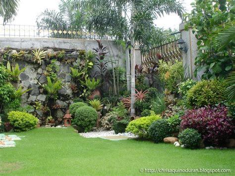 fascinating backyard garden designs
