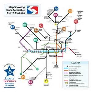 Septa Subway Map by Septa Map