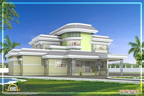 new design houses april 2012 kerala home design and floor plans