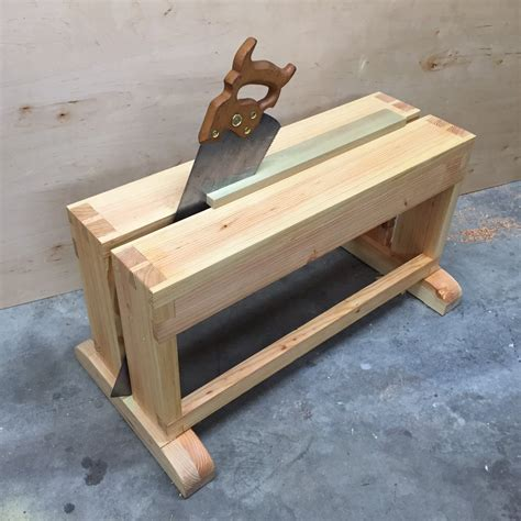 Bench Top Saw by Split Top Saw Bench With Downloadable Plan Woodworking