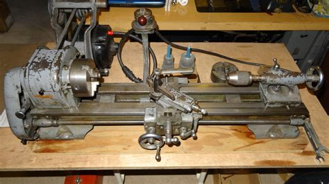 Sewing Machine Nut Atlas 618 Lathe