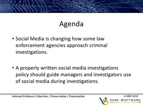 Social Media Policy Law Enforcement Investigations Social Media Policy Template For Enforcement