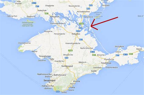 google russia google russia pressured into changing ukraine border on