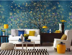 fantasy forest wallpaper wall decal art bedroom midnight bedroom improvement mural wall d 233 cor design bookmark 1342