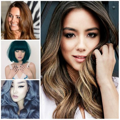 hair trends philippines hair color trends 2017 haircuts hairstyles 2016 2017 and
