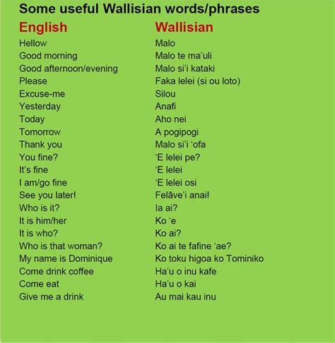 slang words and phrases 2013 ix mini pacific games wallis and futuna