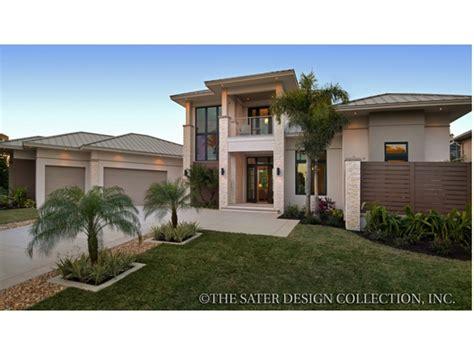 a private resort home hwbdo76856 contemporary modern contemporary home plan co105 modern house plan to narrow