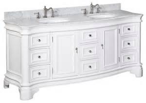 Katherine 60 Vanity Katherine 72 In Sink Bath Vanity Carrara White