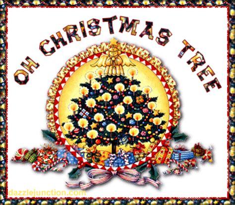 the land of english christmas carol 2 oh christmas tree