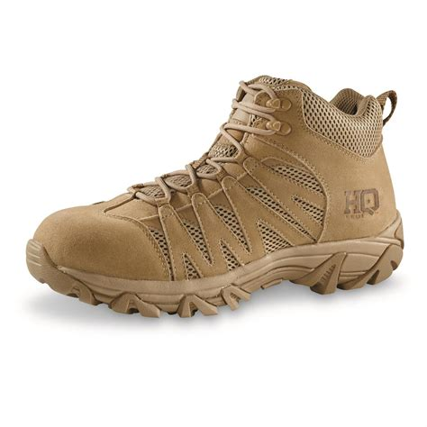 tactical boots hq issue s 6 quot waterproof tactical hiking boots