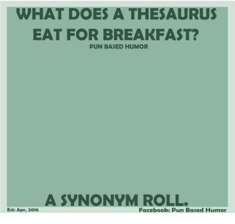 Meme Thesaurus - 25 best memes about breakfast puns breakfast puns memes