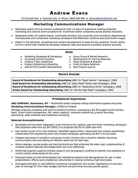 Resume Opening Statement Exles Best Photos Of Resume Opening Statement Exles Resume Opening Statement Sles Best Resume