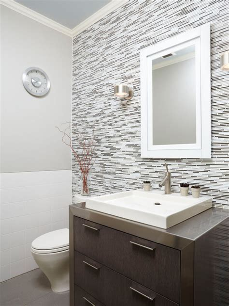 half bathroom design half bathroom ideas picture the minimalist nyc